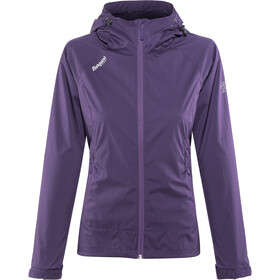 Bergans Microlight Jas Dames, viola/light viola